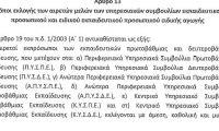 Διάταξη του υπουργείου Παιδείας: Σάββατο οι εκλογές αιρετών για να μη χάνονται μαθήματα!!!!