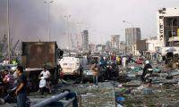 Εκρήξεις στη Βηρυτό: Τουλάχιστον 100 νεκροί και 4.000 τραυματίες - Ανατινάχθηκαν 2.750 τόνοι νιτρικού αμμωνίου